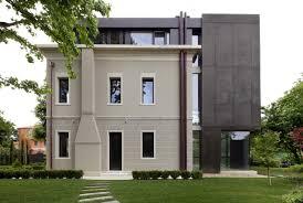 Esterno Villa Glicini restauro