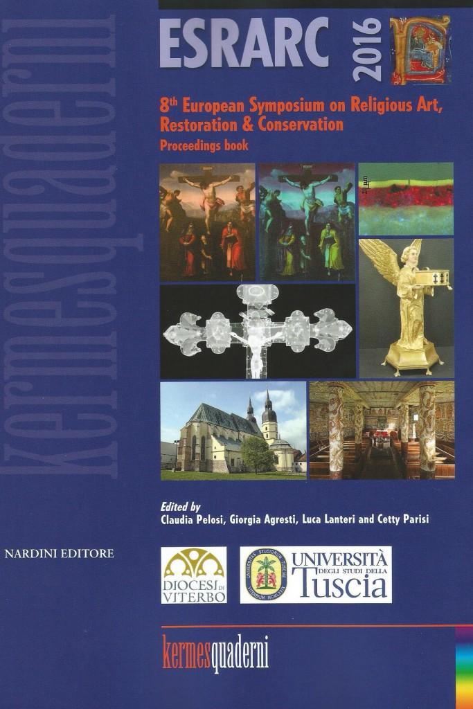 AttiSimposioViterbo su Arti Religiose, Restauro e Conservazione
